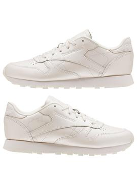 Baskets Reebok Classic Leather Rose