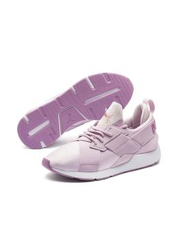 Baskets Puma Muse Satin II  Orchid