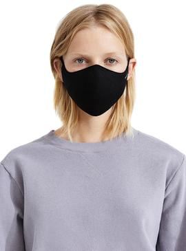 Masque Ecoalf Homme Safety Anthracite et Femme