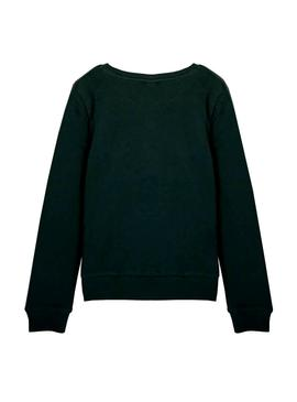 Sweat Name It Flexia Vert pour Fille