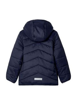 Veste Name It Mabas Bleu marine pour Fille