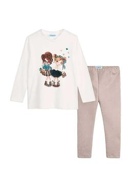 Set Mayoral Leggings et T-Shirt Daimlina Fille