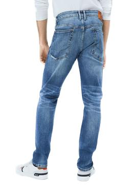 Jeans Pepe Jeans Hatch Darn Bleu Homme
