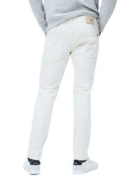 Jeans Pepe Jeans Stanley Blanc Homme
