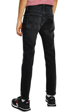 Jeans Tommy Jeans Scanton Noire Homme