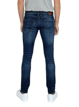 Jeans Pepe Jeans Finsbury Bleu marine Homme